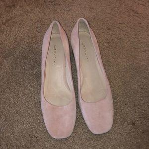 Shoes - Suede heels